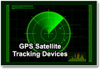 GPS satellite tracking devices